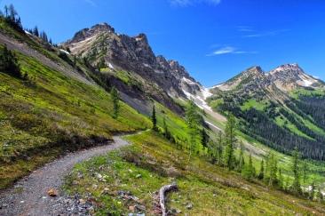 PCT Rock Pass