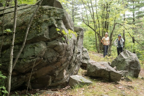 Hiking the Abes and Essens Trail