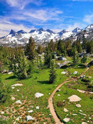ritter_range_pacific_crest_trail